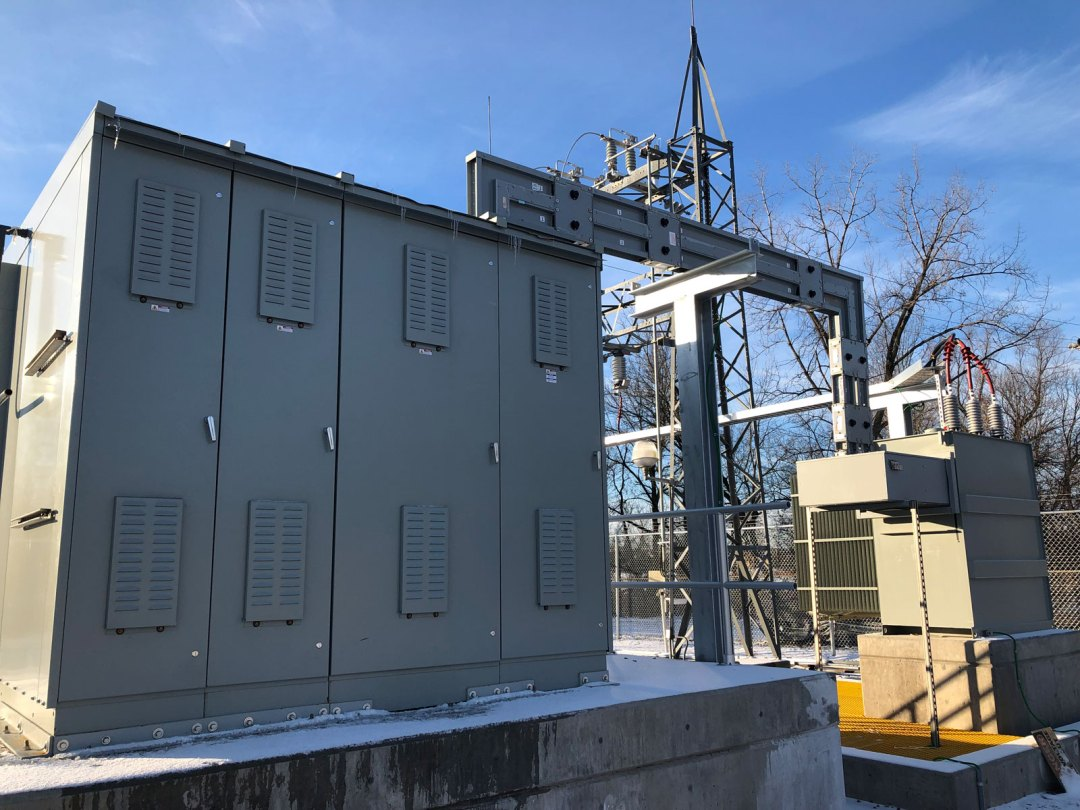 Meadow Brook WWTP Indsutrial - Services