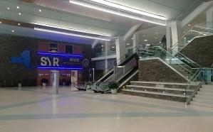 SYR Airport Commercial - SYR Airport- Commercial