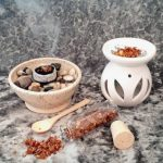 Hand Blended Incense Meditation Recipe Create Nurture Heal