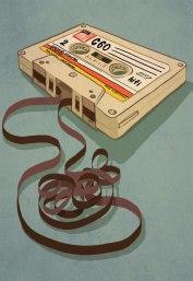 Caderneta de Cromos - Cassete