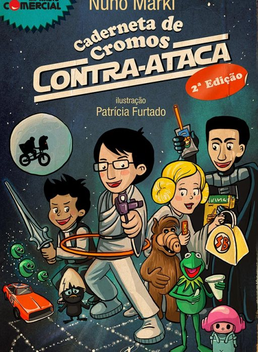 Caderneta de Cromos Contra-Ataca