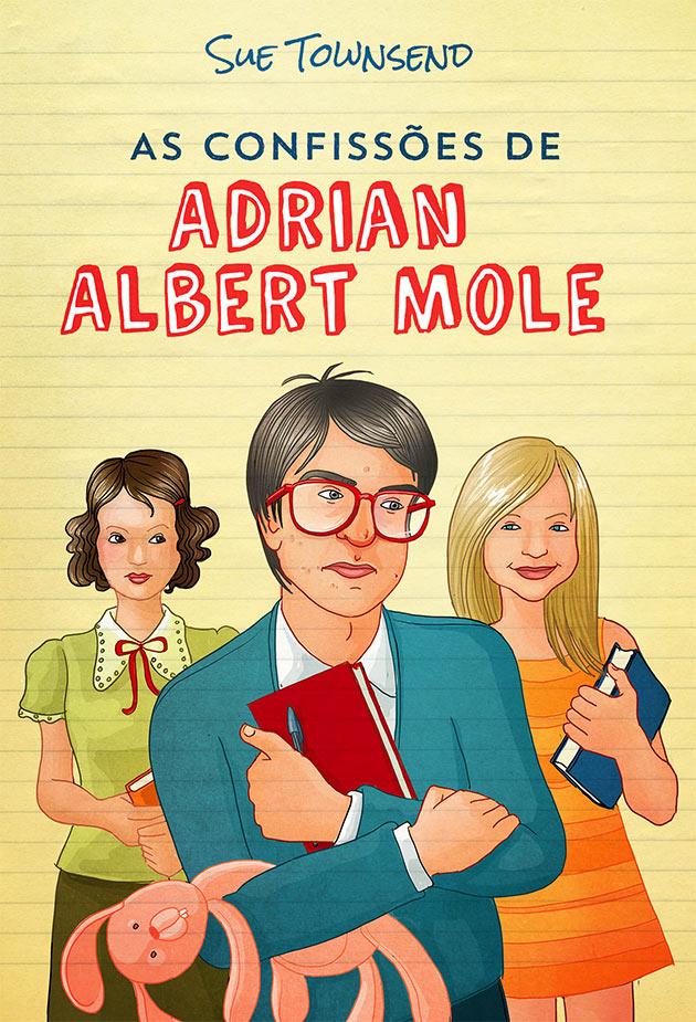 As confissões de Adrian Albert Mole