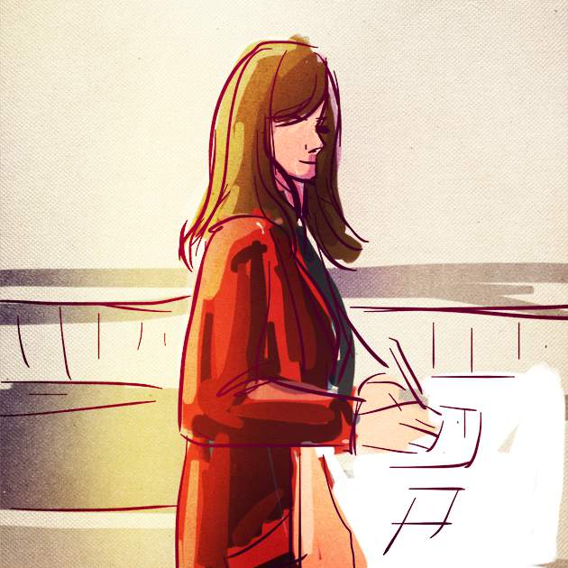 Quick event sketching