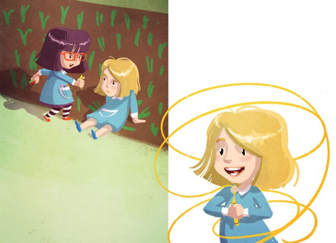Minore e a magia das cores