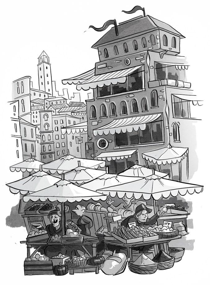 Matilde e a Cidade das Portas Mágicas