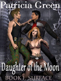 Cover: Daughter of the Moon, Book 1