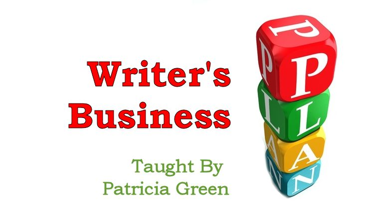 writer's business plan