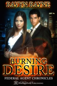 cover: burning desire