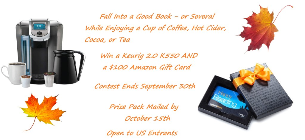 Girl & EBooks Fall Giveaway