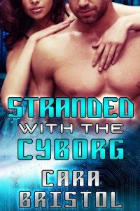 Stranded with the Cyborg cover