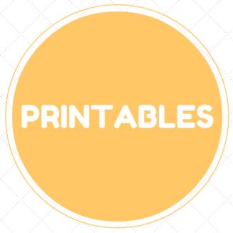 Printables | My Dandelion Dreams