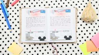 My Planning Journey | My Dandelion Dreams