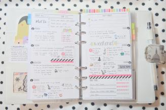 Updated Planner Setup - April 2016 | My Dandelion Dreams