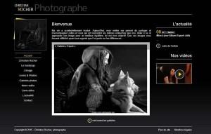 Christian Rocher photographe