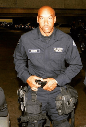 LAPD SWAT Officer Killed: Randal Simmons (Live #5) – Patricia Nazario