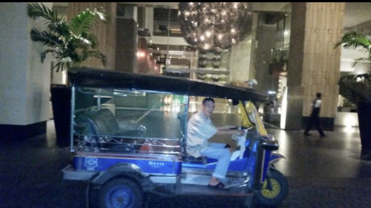 Must I Really Ride A Tuk-Tuk?