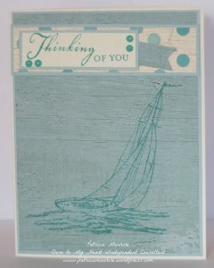 CTMH Seaside Card 5