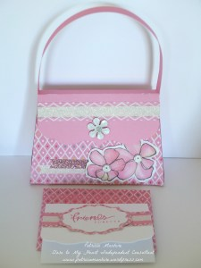 CTMH Purse with cards