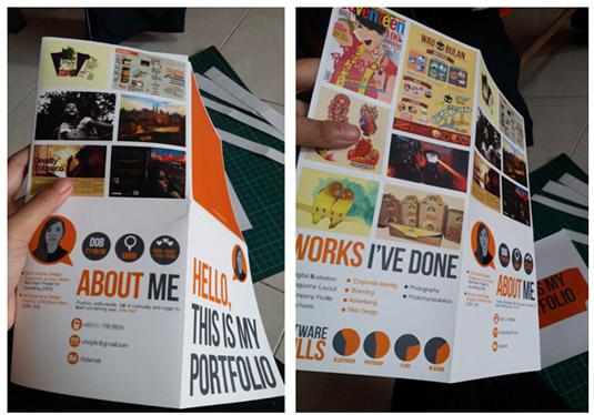 Portfolio Booklets PATRICIA GOMEZ