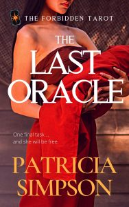 Cover of The Last Oracle by Patricia Simpson.