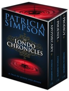 Box set of The Londo Chronicles.