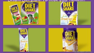 Blog108 - Desafio Diet Shake