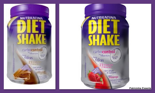 Blog761 - Diet Shake CarboControl