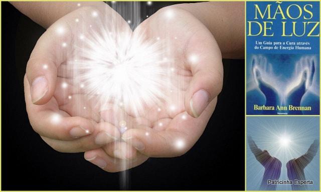 2011 12 19 - Livro - Mãos de Luz