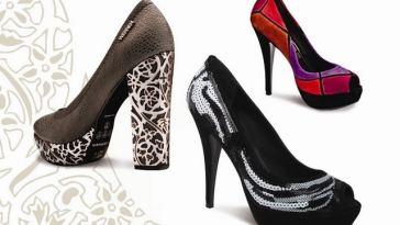 Couromoda Werner - Couromoda 2012 - Tendência em Calçados e Acessórios