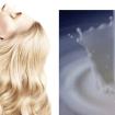 cabelo - Receitas caseiras com leite.