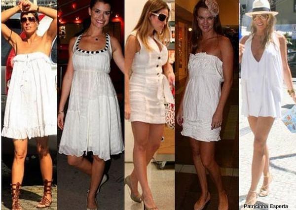 vestido branco 1 - Como Usar o Branco do Réveillon???