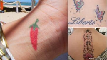 Itacimirim Jacuipe - Como Cuidar da Tatuagem?