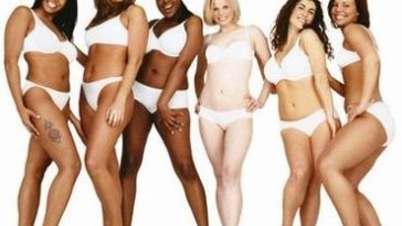 mulheres - Autoimagem positiva