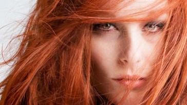 ruivo cabelo - Banho de Brilho Para Cabelos Ruivos