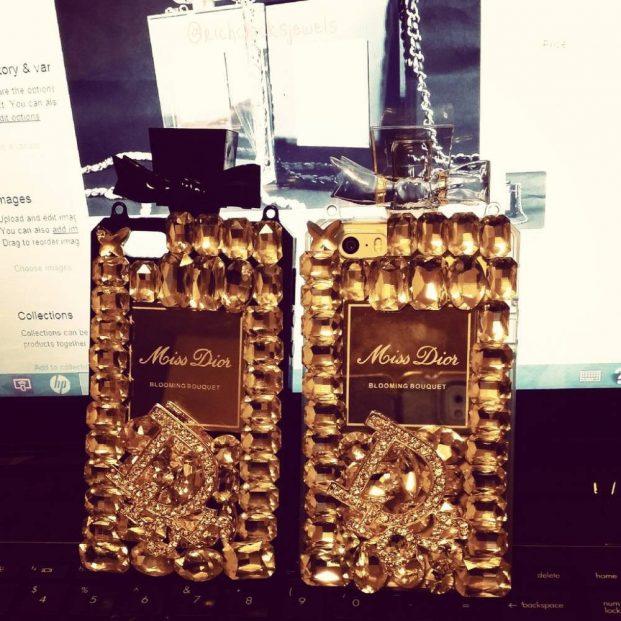 capa case perfume miss dior luxo pedras para iphone 6 D NQ NP 888001 MLB20264085167 032015 F 621x621 - Capinhas para Iphone modelos [2018]