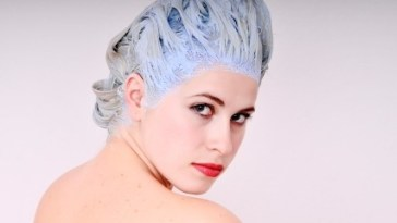 Descolorir cabelos1 - Truque para Equilibrar o pH dos Cabelos logo após Descolorir