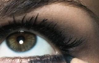 preto31 - Como delinear os olhos: 2 - Lápis preto para olhos