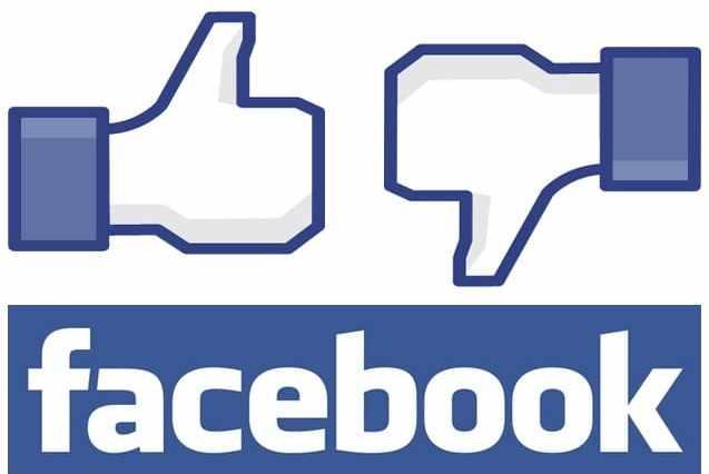 facebook curtir e nao curtir - Vamos Fofocar no Face e no Twitter?
