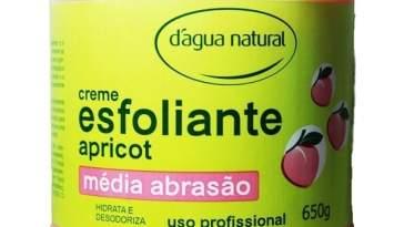 fotos para julia site shampoo masc.hidratan. 233 - Esfoliação corporal - Creme Esfoliante de Apricot, D'agua Natural: eu uso!