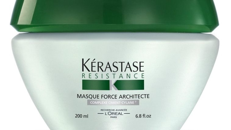 Máscara Force Architecte - Comparando as Máscaras Reconstrutoras da Kerastase