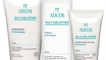 ADCOS Pack Oily Solution1 - Sabonete Oily Solution - Adcos