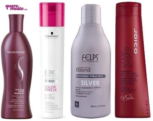 Felps Xblond Shampoo Platinum Blond Silver 300ml - Tratando Mechas da maneira Correta!