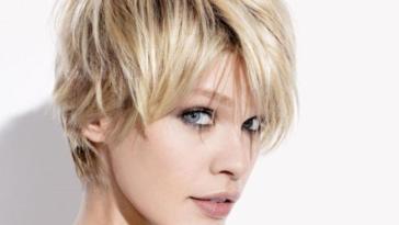 cabelo curto1 - Cabelos loiros: vantagens x desvantagens