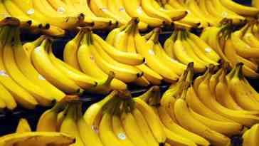 Bananas - 6 Frutas Que Você Precisa Incluir na Dieta!
