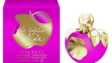 nina ricci lanca la tentation 1 - 3 Perfumes Pra Arrasar no Inverno!