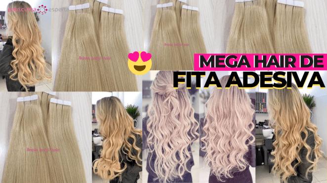 Como Escolher o Shampoo Certo1 - Mega Hair De Fita Adesiva: Diferença, Cabelos, Manutenção