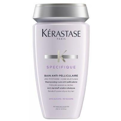 Kerastase Specifique Bain Anti Pelliculaire Shampoo Anticaspa 250ml - Caspa por estresse? É sério?