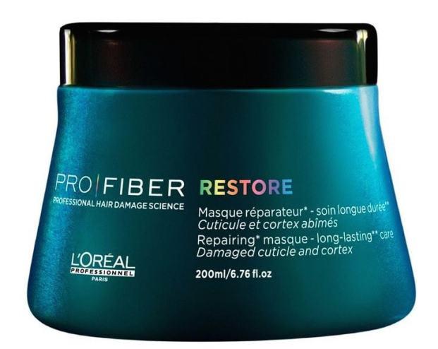 mascara loreal profesional pro fiber restore 200 ml 850911 MLA20676365825 042016 F - Máscaras Loreal - As Melhores