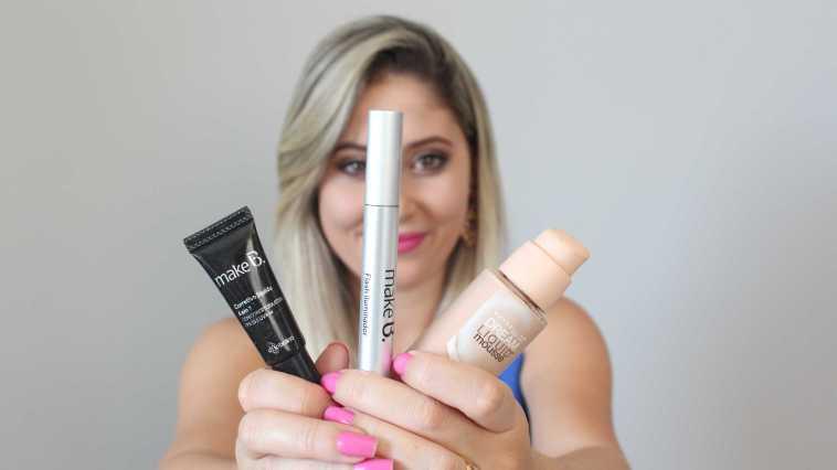 Iluminar o rosto - Ilumine o rosto na maquiagem