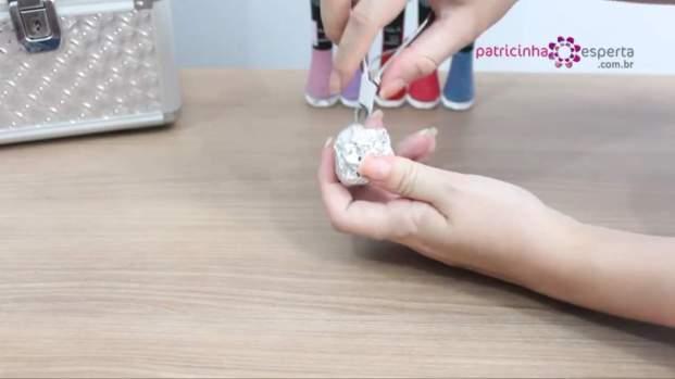 Alicate 1 - Como afiar alicate de unhas - Vídeo passo a passo